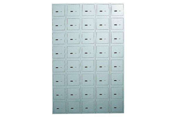Juwel 4091 8 vaks unit (cilinderslot)