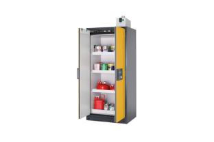 Asecos veiligheidskast voor gevaarlijke stoffen, type Q90