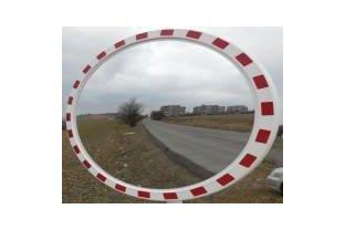 Verkeersspiegel Acryl rond 1200 mm