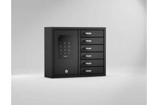 Creone Keybox 9006B RVS sleutelbeheer | KluisShop.be