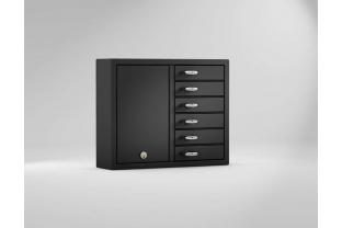 Creone Keybox 9006E RVS uitbreidingskast sleutelbeheer