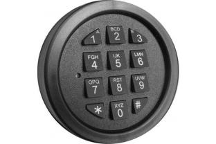 Elektronisch slot 'Basic' (in plaats van standaard) | Outletkluizen