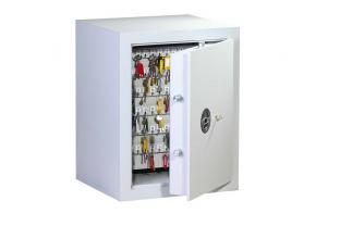 De Raat MST 1-150  Key Safe | Outletkluizen