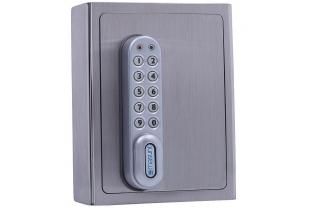 SafetyFirst INOX 304 sleutelkluis voor buiten voor sleutels| KluisShop.be