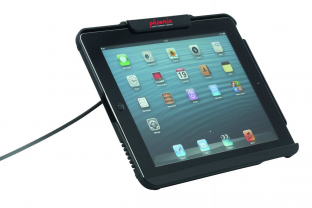 Phoenix iPad Security Case SC1001K - zwart