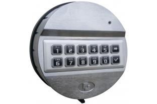 Elektronisch elektronisch codeslot (ombouw op locatie)