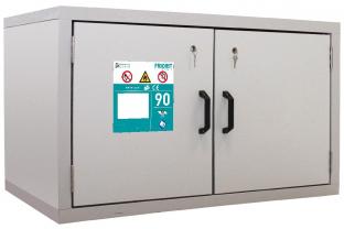 Chemicaliënkast 90 minuten (dubbeldeurs) | KluisShop.be