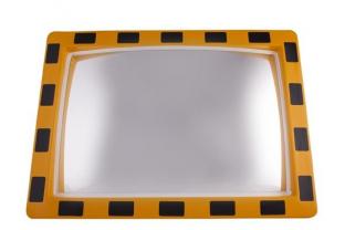 Industriële spiegel rechthoekig 800 x 1000 mm | KluisShop.be