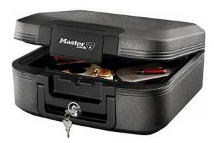 Masterlock LCHW20101 brandwerende box (1/2 uur) | KluisShop.be