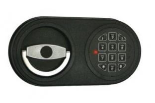 Elektronisch codeslot EM1620