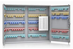 DRS SLP 400E sleutelkast voor 400 sleutels | KluisStore.nl