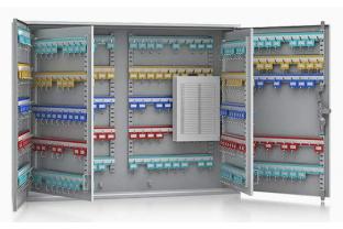 DRS SLP 600M sleutelkast voor 600 sleutels | KluisStore.nl
