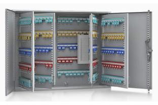 DRS SLP 780E sleutelkast voor 780 sleutels | KluisStore.nl