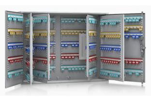 DRS SLP 860E sleutelkast voor 860 sleutels | KluisStore.nl