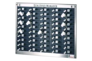 Slim sleutelbeheer met Kruse Sleutelmanager basic 25B | KluisShop.be