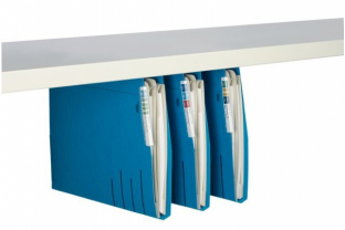 Systeemlegbord HS2 RAL7016 | KluisShop.be