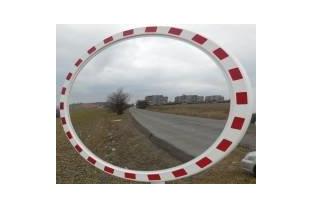 Verkeersspiegel Polycarbonaat rond 900 mm  | KluisShop.be