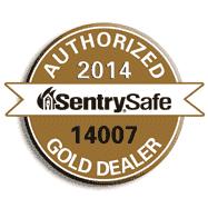 SentrySafe Certified Dealer | KluisStore