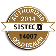 Sistec Certified Dealer | KluisStore