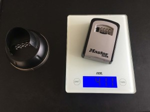 MasterLock 5401 sleutelkluis