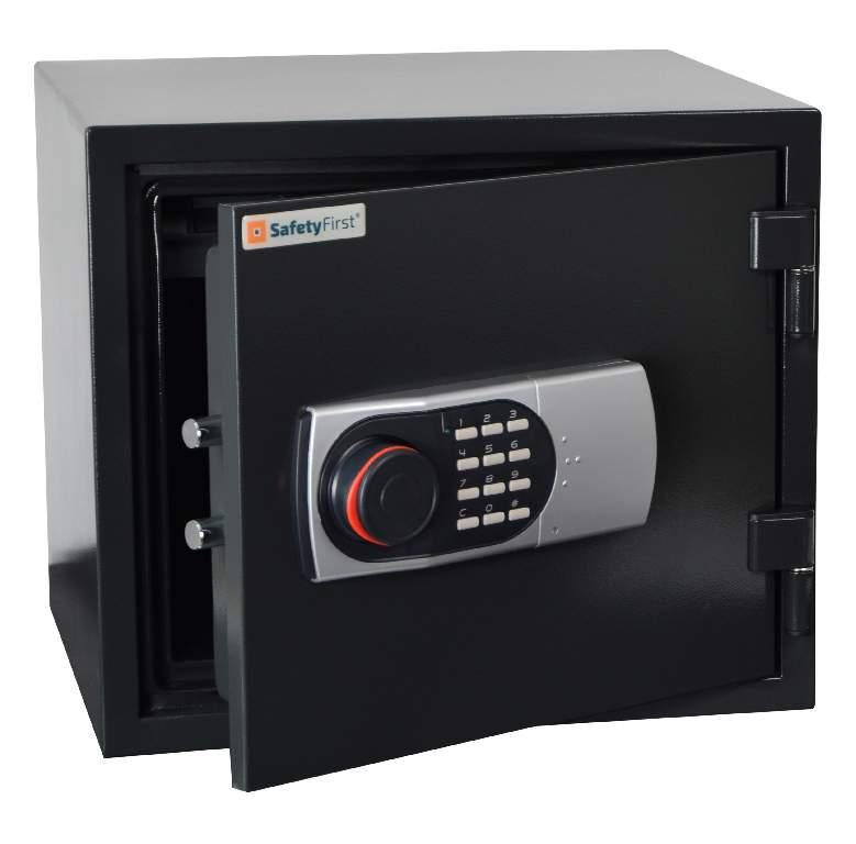Expert beoordeling - SafetyFirst FireDoc FD-1E (testscore 8,4/10)